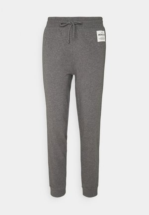 Tracksuit bottoms - middle stone melange