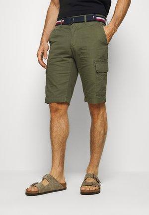 JOHN CARGO - Pantalones cargo - khaki