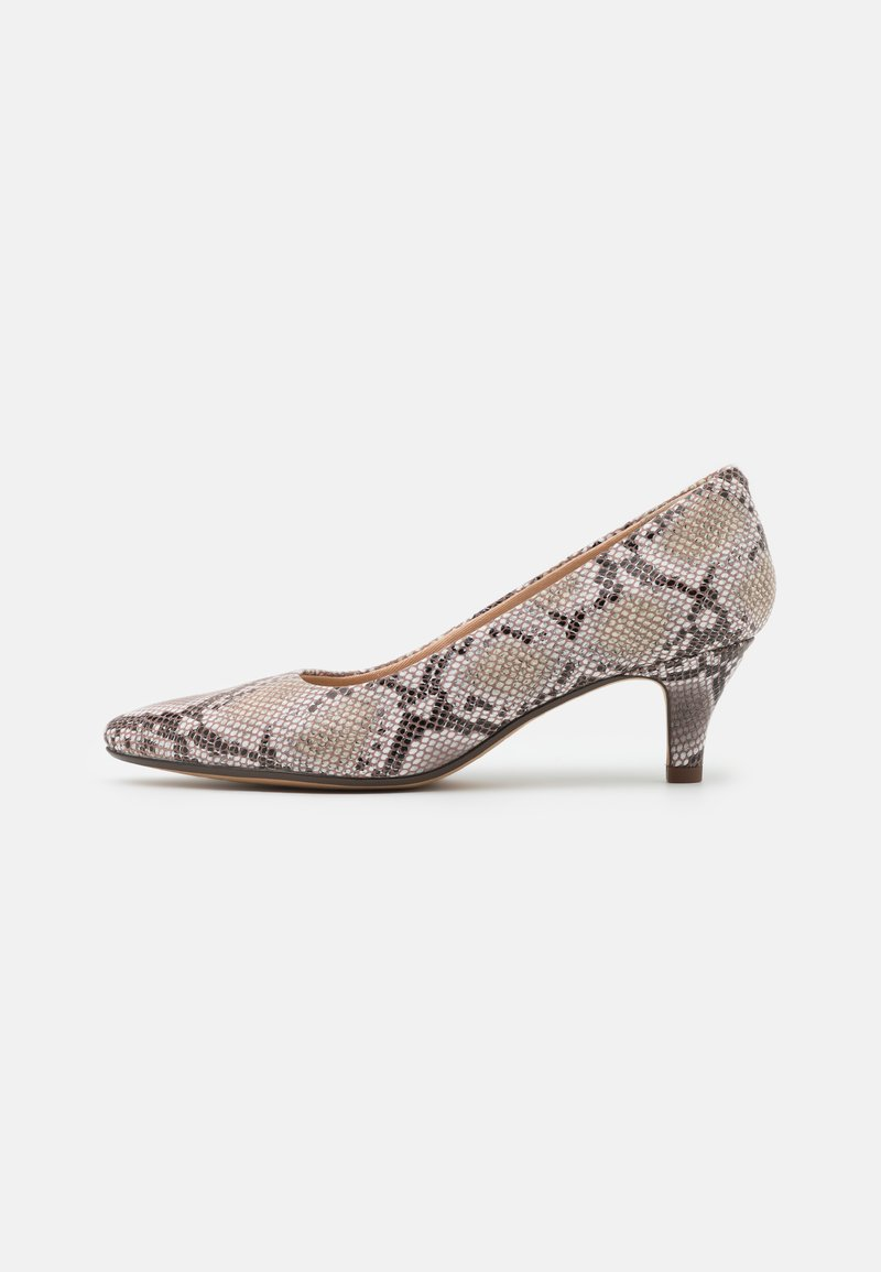 Clarks - LINVALE JERICA - Tacones - natural