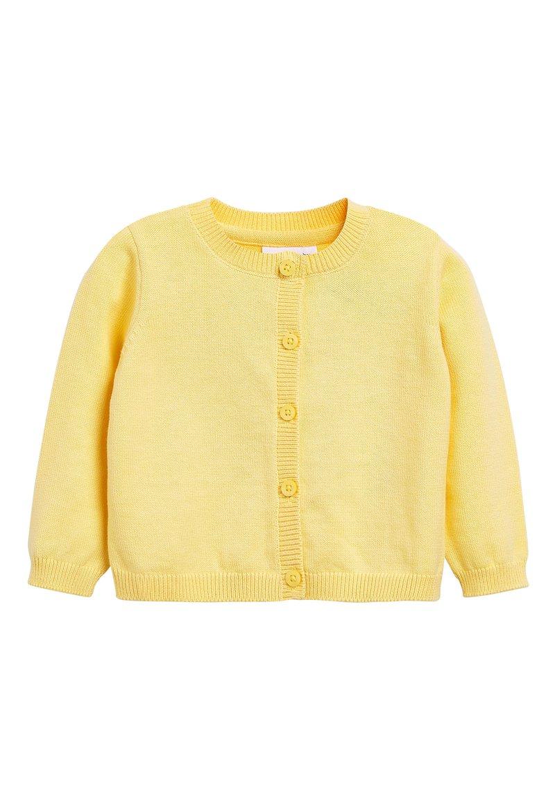 Next - Gilet - yellow