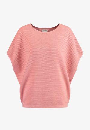 T-shirt basic - pastel rose