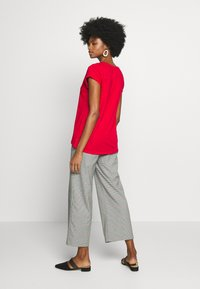 Esprit - CORE - Basic T-shirt - dark red - 2