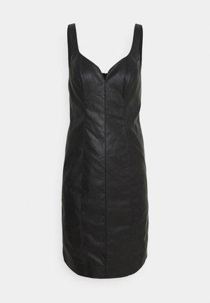 PUDICO ABITO SIMILPELLE - Koktejlové šaty/ šaty na párty - black
