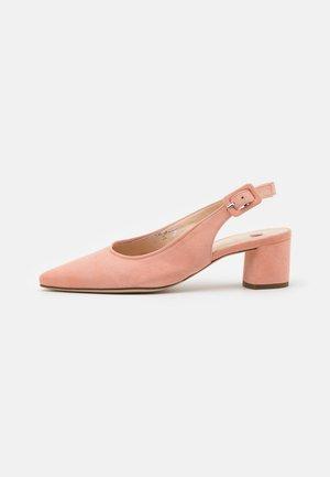 ETERNALLY - Classic heels - salmon