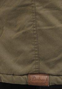 Desires - WINTERJACKE LEWANA - Winter jacket - khaki - 4