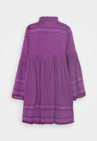 CECILIE copenhagen - SOUZARICA - Day dress - plum - 6