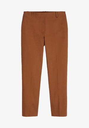 TORUP - Trousers - chestnut brown
