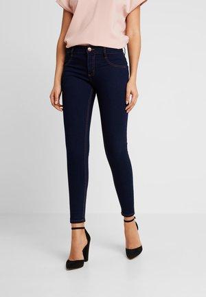 MID RISE - Skinny džíny - rinse