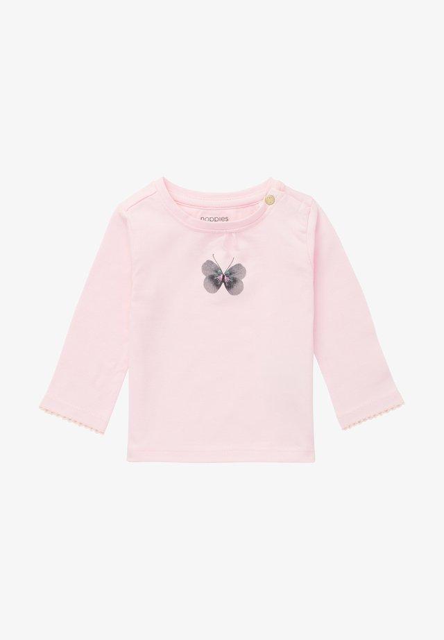 MOOSOMIN - Longsleeve - primrose pink