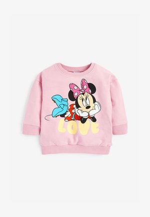 DISNEY MINNIE MOUSE  - Sweatshirts - pink