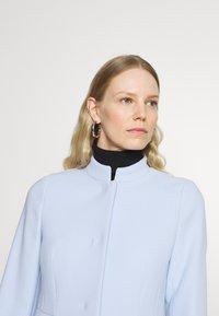 Esprit Collection - SHORT COAT - Short coat - pastel blue - 3