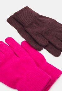 CeLaVi - MAGIC GLOVES 2 PACK - Guanti - pink - 2