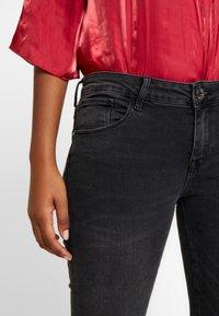 Mos Mosh - SUMNER FRAY TROK - Jeans Skinny Fit - black - 3