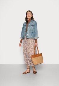 Rich & Royal - SKIRT - A-line skirt - parisian blue - 1