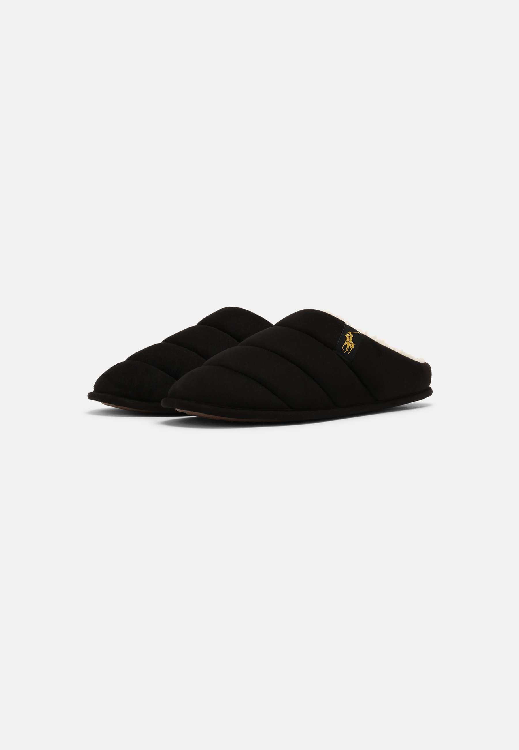 Men EMERY  - Mules - black with gold