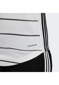 adidas Performance - DEUTSCHLAND DFB HEIMTRIKOT - Club wear - white - 5