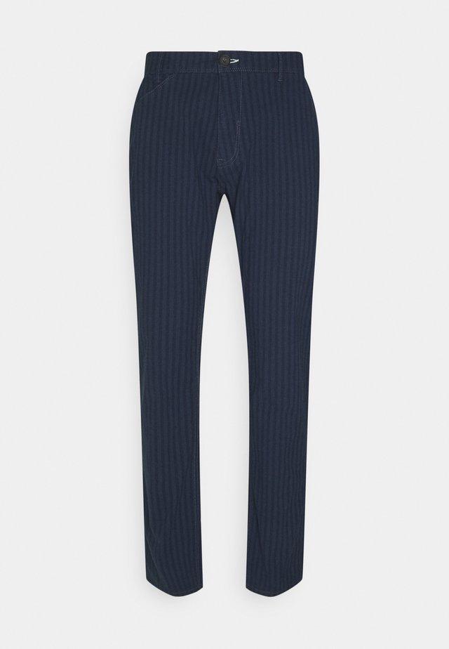 PANTS - Kalhoty - dress blues