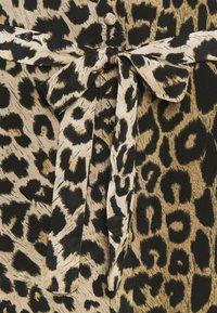 AllSaints - LEPPO DRESS - Day dress - leopard yellow - 2