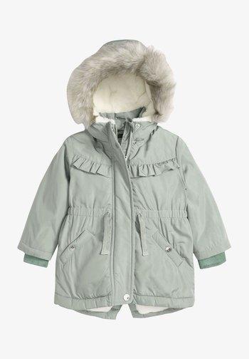 Winter coat - khaki