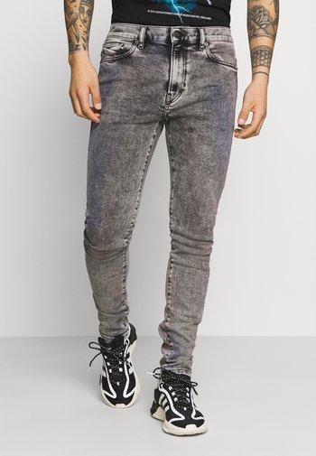 D-AMNY-BK-SP3 - Slim fit jeans - medium blue