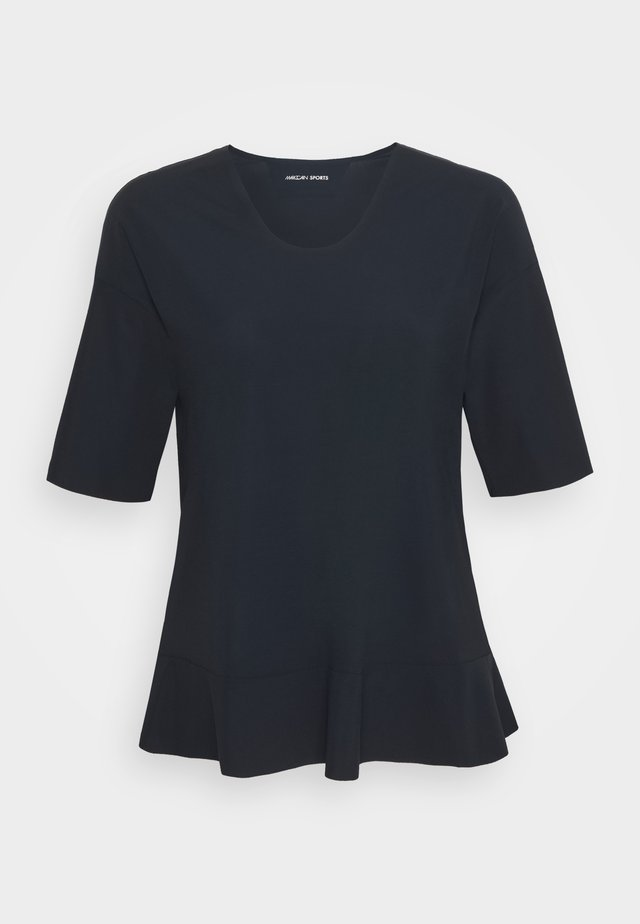 T-shirt basic - midnight blue