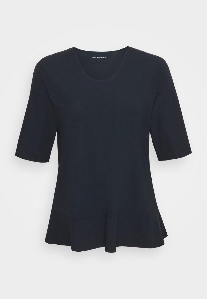 Marc Cain - Basic T-shirt - midnight blue