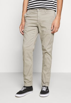 BENNI HYPERFLEX - Trousers - clay grey