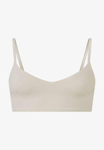 Bikini top - off-white