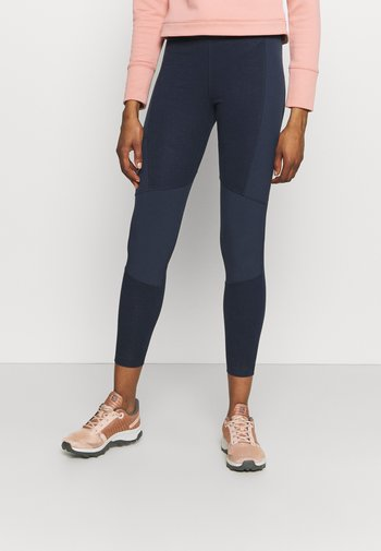 ALPINE - Tights - navy blazer
