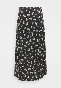 maje - JISEILLE - A-line skirt - groseilles noir - 4