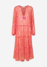 Never Fully Dressed Petite - SHEER PAISLEY MIDAXI DRESS - Robe d'été - pink - 0