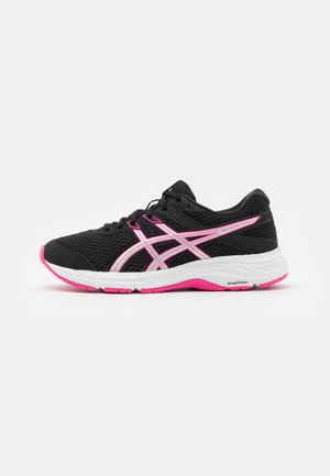 GEL-CONTEND - Zapatillas de running neutras - black/pink glo