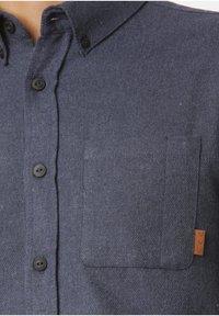 Mazine - Overhemd - navy mel - 6