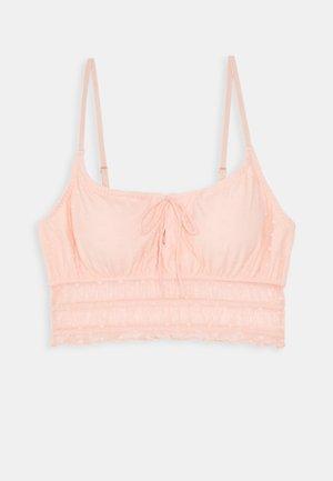 Bustier - peachy keen