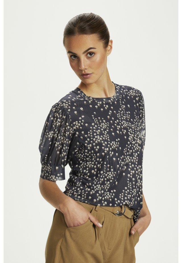 ALDORA - Blus - parisian night small flower