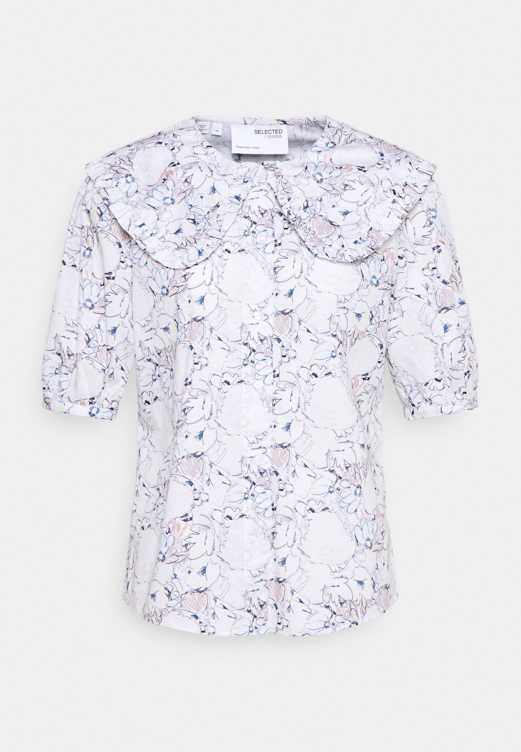 Women SLFROSELLA - Button-down blouse