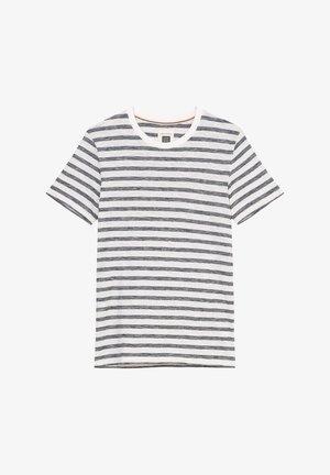 T-Shirt basic - egg white