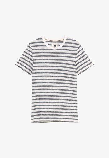 Basic T-shirt - egg white