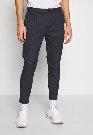 COOLMAX - Trousers - navy