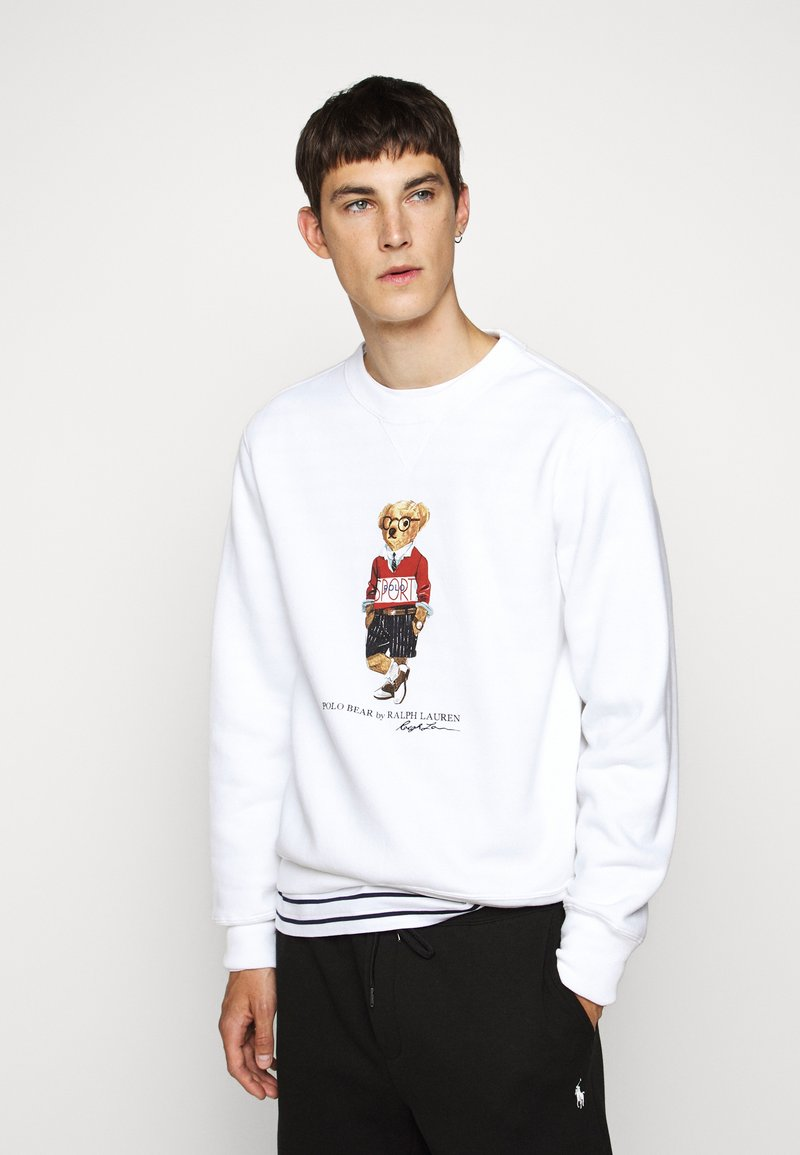 Polo Ralph Lauren - MAGIC - Sweatshirt - white