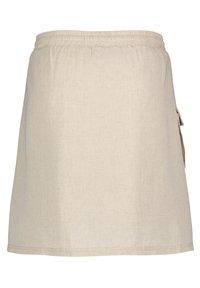 Cartoon - A-line skirt - nature melange - 4