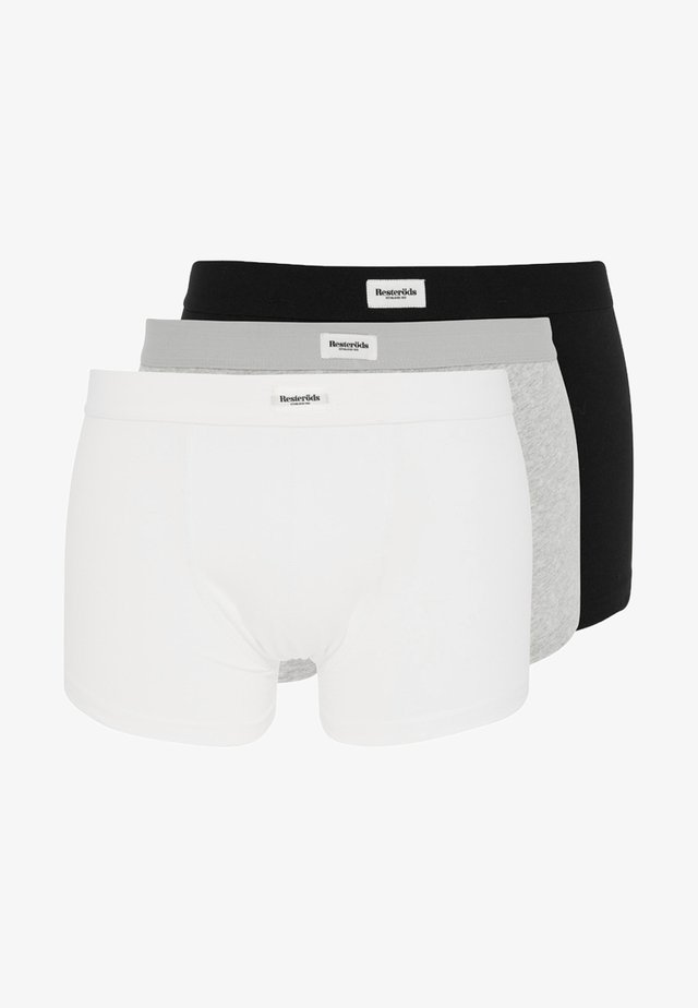 ORIGINAL 3 PACK - Bokserit - white/grey/black