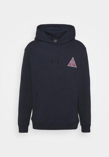 MOROCCAN HOODIE - Sweatshirt - navy