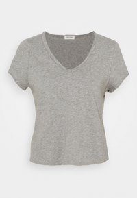 SONOMA - Basic T-shirt - gris chine