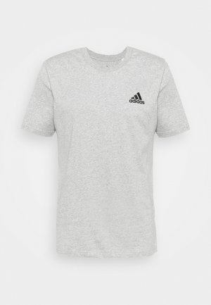 ESSENTIALS - T-shirts basic - medium grey heather