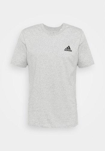 ESSENTIALS - Jednoduché triko - medium grey heather