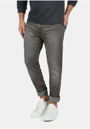 QUEBEC - Slim fit jeans - dark grey