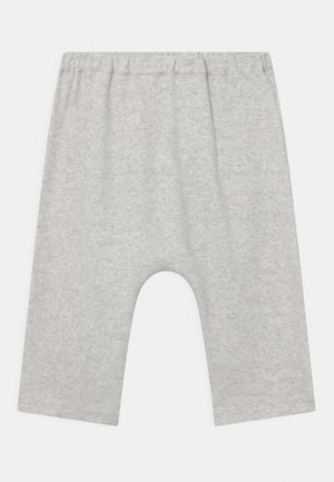 UNISEX - Kalhoty - light grey melange