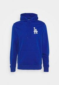 Fanatics - MLB LA DODGERS ICONIC ASSET GRAPHIC HOODIE - Hoodie - royal - 0