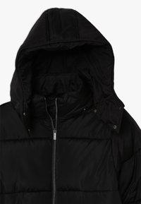 Blue Seven - STEHKRAGEN KAPUZE - Winter jacket - schwarz - 4